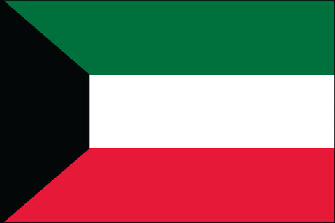 Kuwaiti Flag - Pinnacle Flags