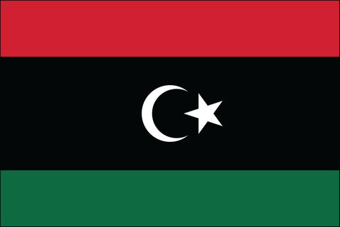 Libyan Flag - Pinnacle Flags