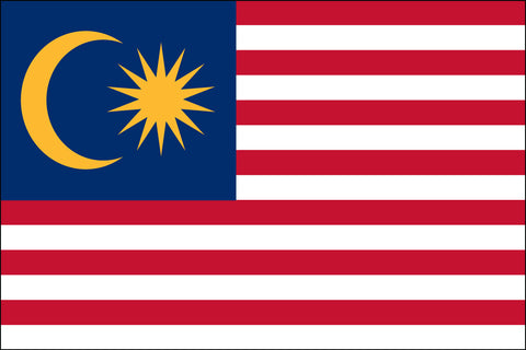 Malaysian Flag - Pinnacle Flags
