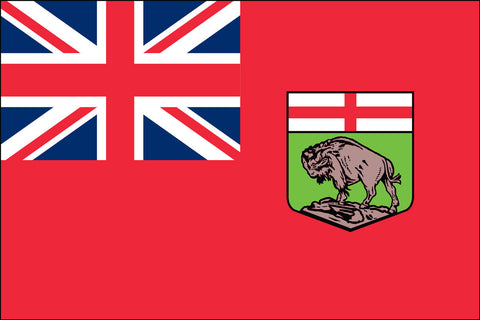 Manitoba Flag - Pinnacle Flags