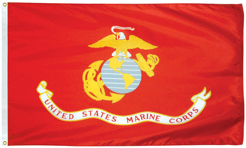 Marine Corps Flag - Service Flags