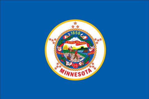 Minnesota Flag - Pinnacle Flags