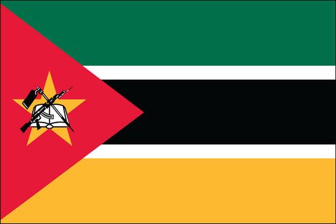 Mozambican Flag - Pinnacle Flags