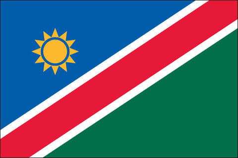 Namibian Flag - Pinnacle Flags