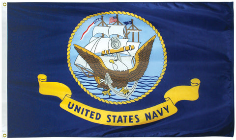 Navy Flag - Service Flags