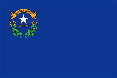Nevada Flag - Pinnacle Flags
