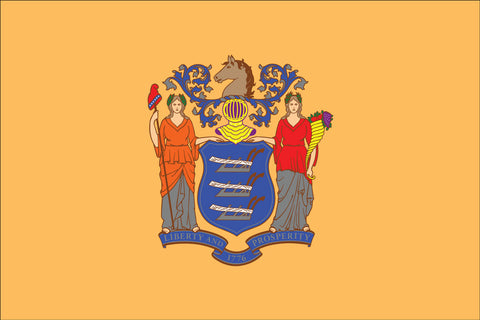 New Jersey Flag - Pinnacle Flags