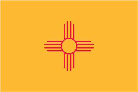 New Mexico Flag - Pinnacle Flags