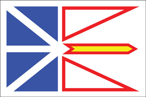 Newfoundland Flag - Pinnacle Flags