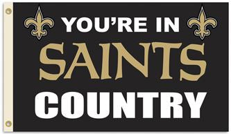 Saints Country Flag
