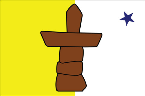 Nunavat Flag - Pinnacle Flags