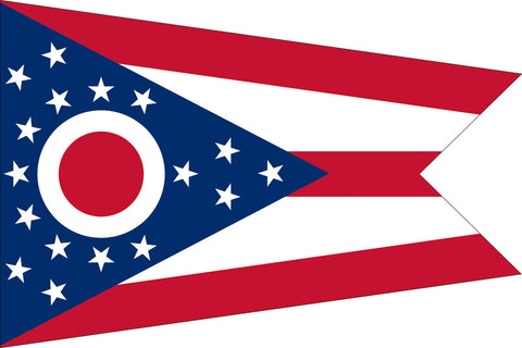 Ohio Flag - Pinnacle Flags