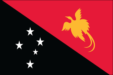 Papua New Guinean Flag - Pinnacle Flags