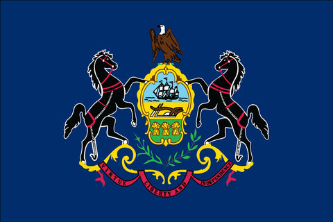 Pennsylvania Flag - Pinnacle Flags