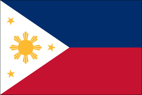Philippine and Filipino Flag - Pinnacle Flags