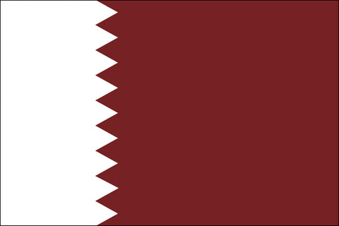 Qatari Flag - Pinnacle Flags