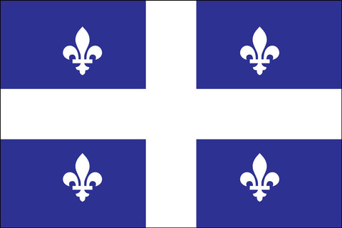 Quebec Flag - Pinnacle Flags