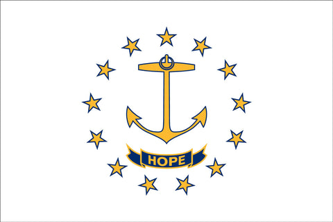 Rhode Island Flag - State Flags
