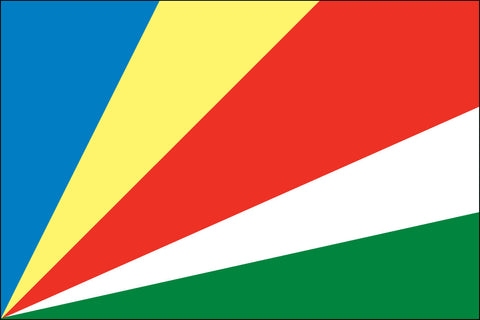 Seychellois Flag - Pinnacle Flags