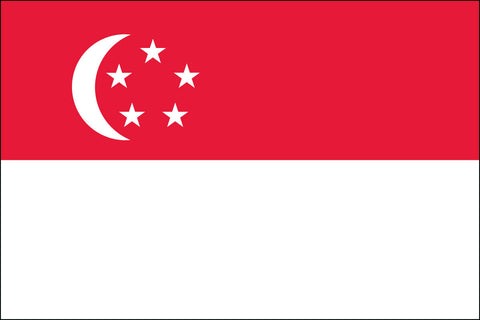 Singaporean Flag - Pinnacle Flags