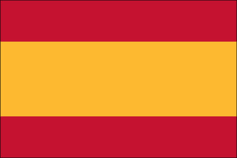 Spain No Seal Flag - Pinnacle Flags