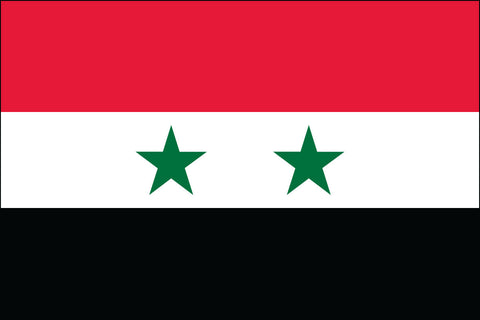 Syrian Flag - Pinnacle Flags
