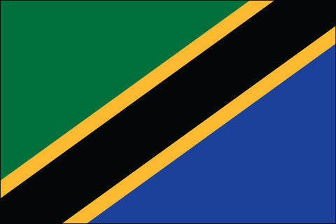Tanzanian Flag - Pinnacle Flags