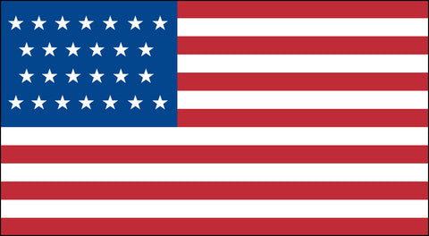 The 26 Star American Flag - Historical Flags