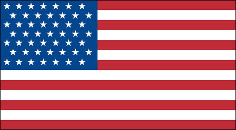 The 49 Star American Flag - Historical Flags