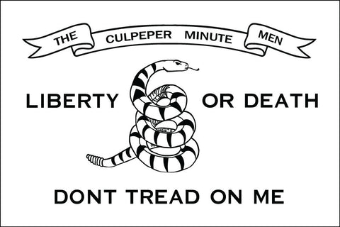 Culpepper Flag - Historical Flags