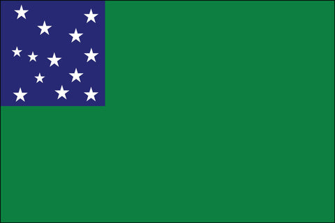 Green Mountain Boys Flag - Historical Flags