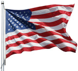 American Flag, Outdoor, Nylon, Grommets - American Flags - 1