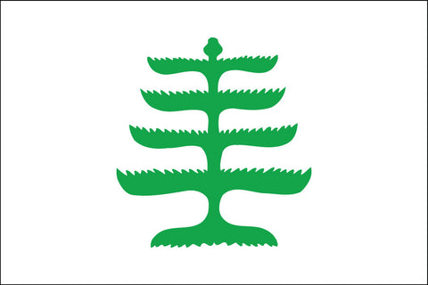 Pine Tree Flag - Historical Flags