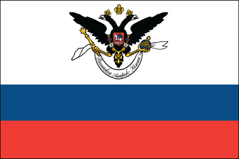 Russian American Company Flag - Historical Flags