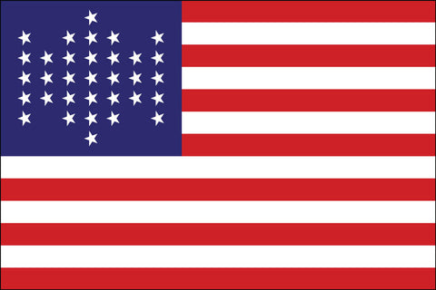 Union Civil War Flag - Historical Flags