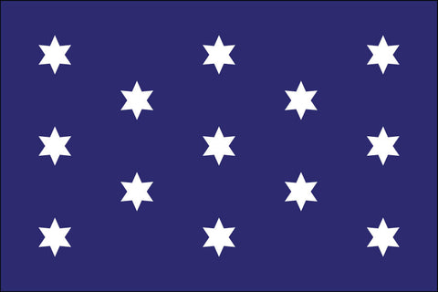 Washington's Commander-In-Chief Flag - Historical Flags