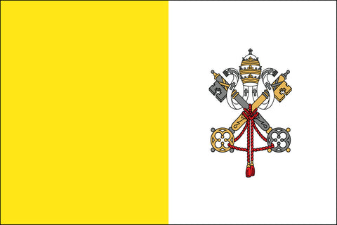 Vatican City Flag - Pinnacle Flags