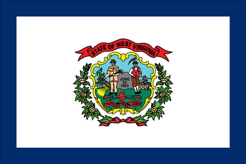 West Virginia Flag - Pinnacle Flags
