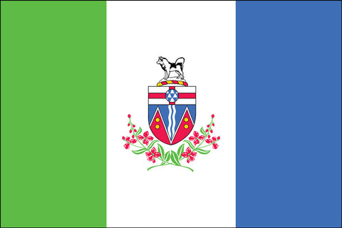 Yukon Flag - Pinnacle Flags