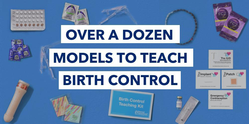 Birth Control Educator Kit