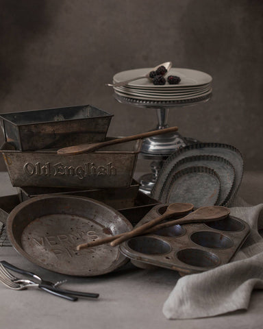 Print of Antique Bakeware