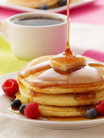 Print of Stack of Pancakes | Fresh Food Prints
