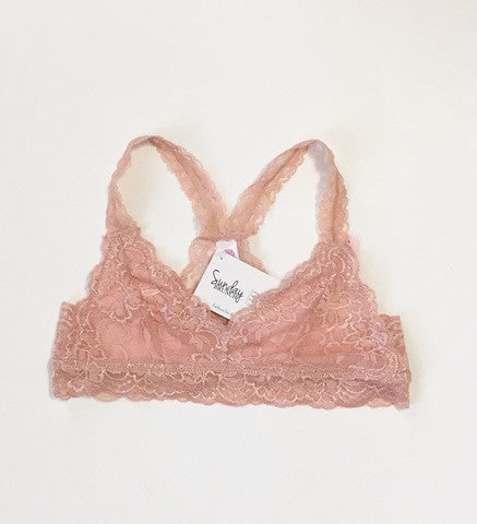 Pretty in Lace Bralette