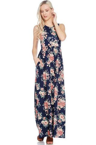 Mayven Floral Maxi Dress