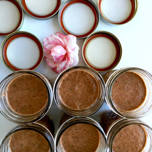 Decadent Chocolate Chia Pudding