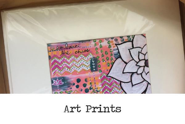 Art Prints | matted