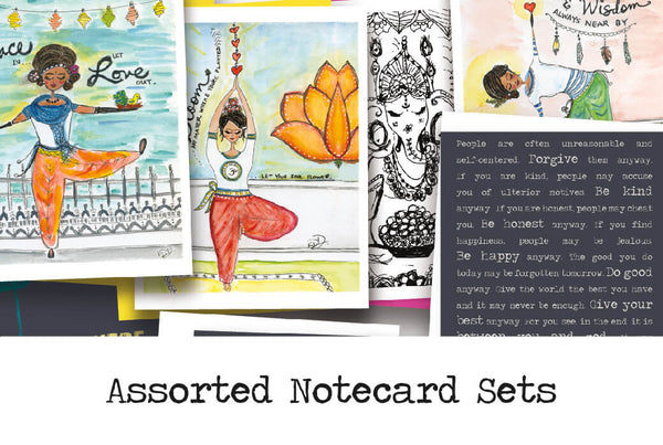 Notecards | assorted sets