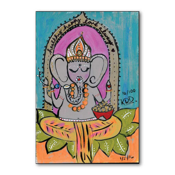 010/100- Ganesh Baby Blessings