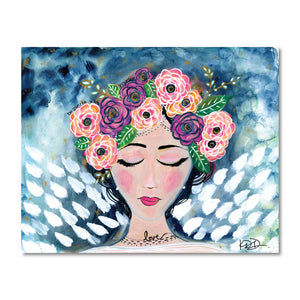 Angel- Gentle Love Art Print