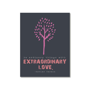 Extraordinary Love Magnet